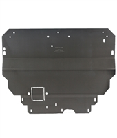 Evolution Import Osiris Skid Plate Kit For 2011-2014 Jetta Sedan TDI and 2012-2014 Beetle TDI Only