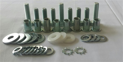 Evolution Import Atlas Bolt Kit With Or Without Oil Cover Bolts (First Gen.)